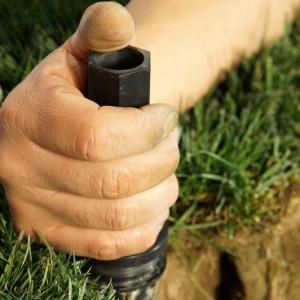 Twist Sprinkler Removal Tool to Remove Sprinkler